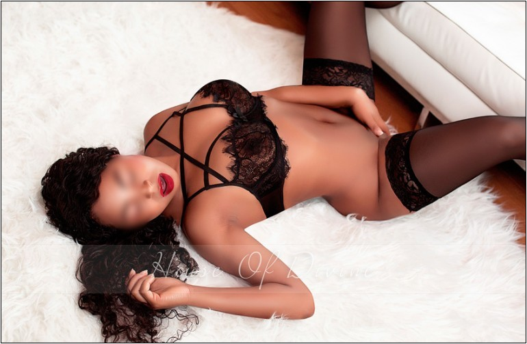 Ashley at House Of Divine Escorts