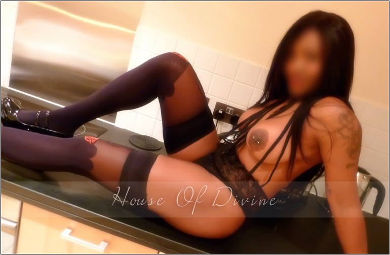 Chanelle at House Of Divine Escorts