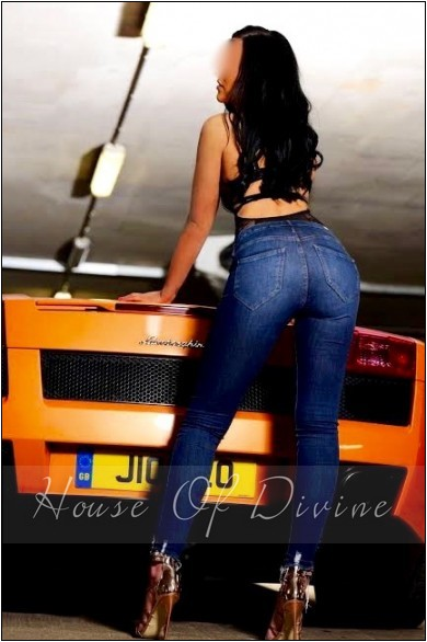 Charlotte at House Of Divine Escorts