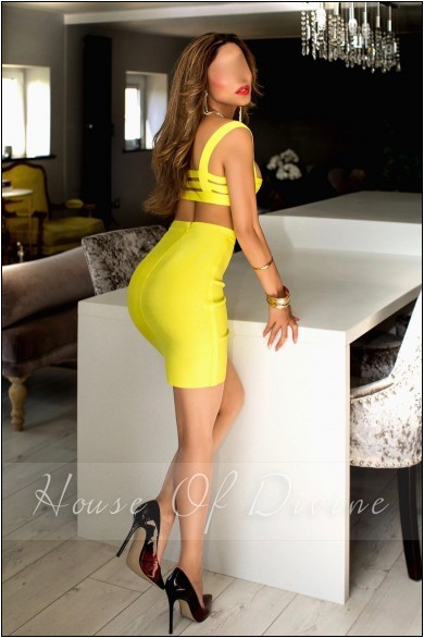 Amira at House Of Divine Escorts