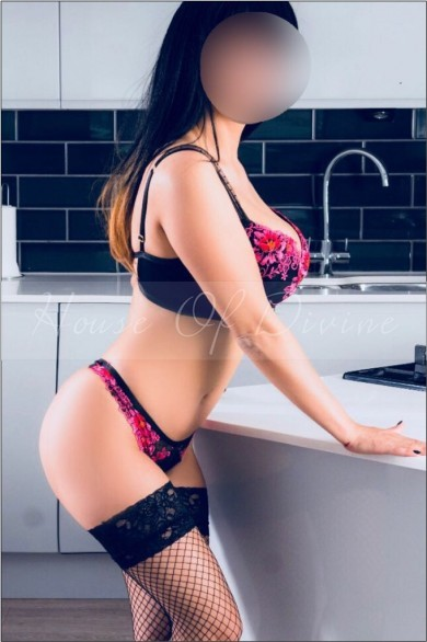 Alyssia at House Of Divine Escorts