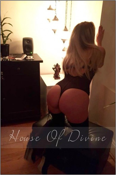Leona at House Of Divine Escorts