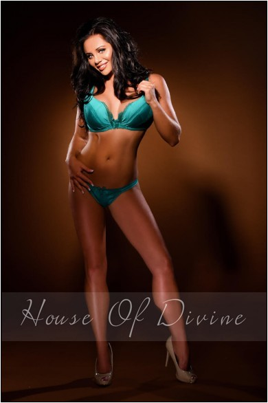 Leah at House Of Divine Escorts