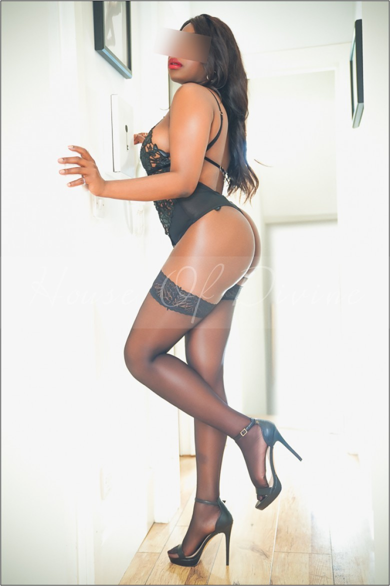 Mina at House Of Divine Escorts
