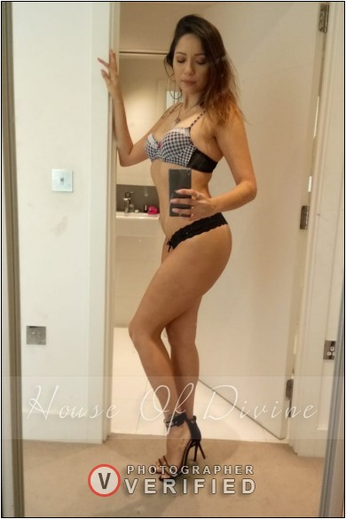 Mel at House Of Divine Escorts