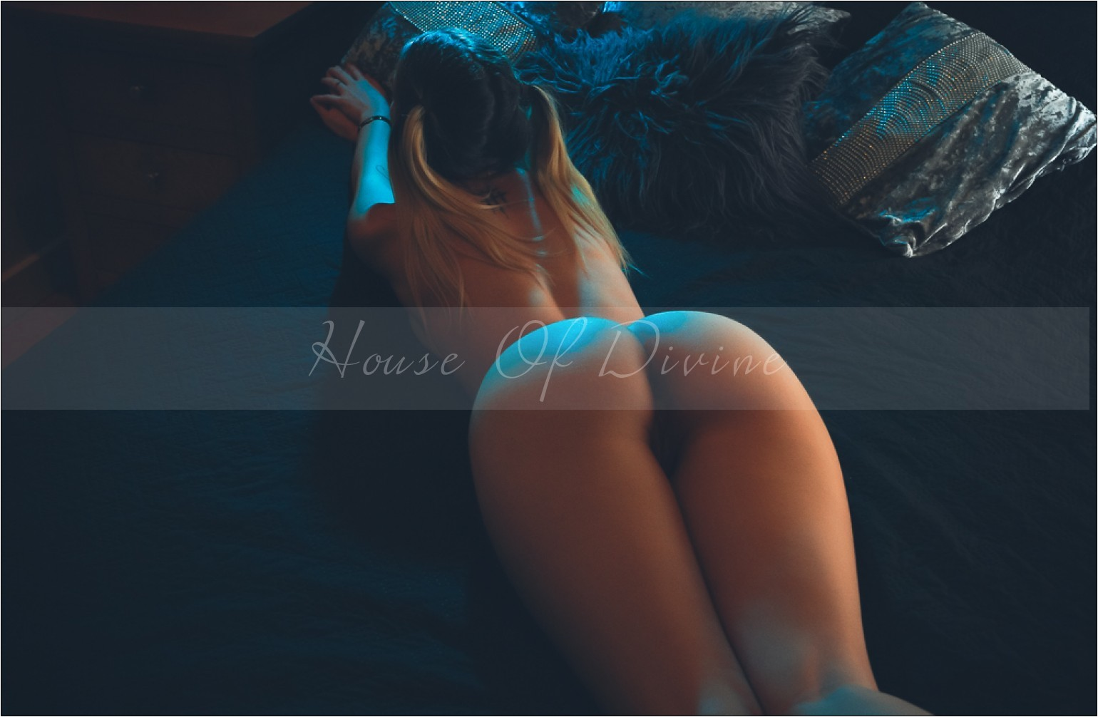 Kat at House Of Divine Escorts